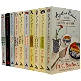 Agatha Raisin Series Collection M C Beaton 10 Books Set Gift Pack (1 to 10) NEW