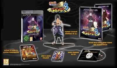 Amazon.com: Naruto Shippuden Ultimate Ninja Storm 3: True ...
