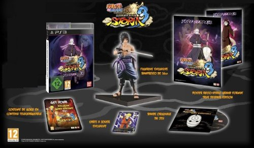 Amazon.com: Naruto Shippuden Ultimate Ninja Storm 3: True ...