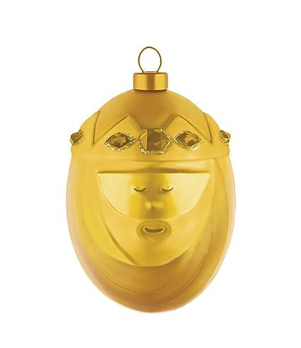 get cheap classic style reasonable price Alessi Amj13 9 Gd Melchiorre Boule de Noël en Verre Soufflé ...