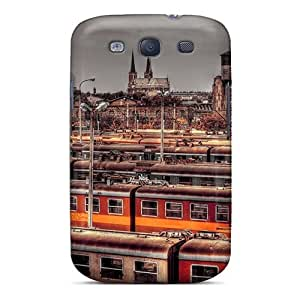 Galaxy S3 Case Cover With Shock Absorbent Protective TYGLhJb6176ljIXb Case