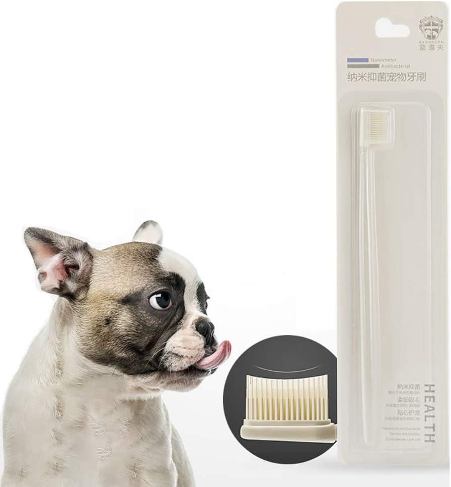 Cepillo de Dientes de Perro de Pelo Super Suave Nano ...