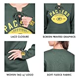 Ultra Game NFL Los Angeles Rams Womens Fleece