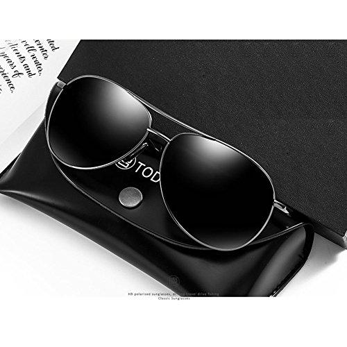 New Gafas Mirror de DT Style Polarizing Driver Color Sunglasses Sol 1 3 Driving H0t6HW4Aqc