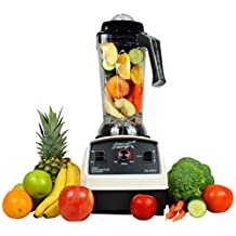 New Age Living BL1500 3HP Commercial Smoothie Blender   Blends Frozen Fruits, Vegetables, Greens, even Ice   Make Pro Quality Shakes & Soups   ETL Rated With Canadian 5 Year Warranty