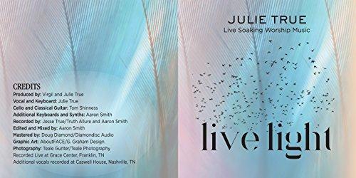 Live Light - Live Soaking Worship Music by TrueHeart Worship (Image #1)