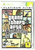 xbox grand theft auto san andreas - Grand Theft Auto : San Andreas - Classics (Xbox) by Rockstar