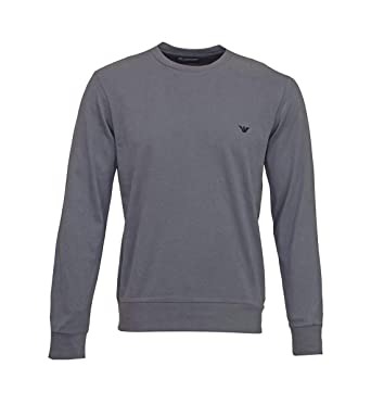 in vendita 3ac5a ea617 Emporio Armani - Maglione - Uomo Anthrazit XL: Amazon.it ...