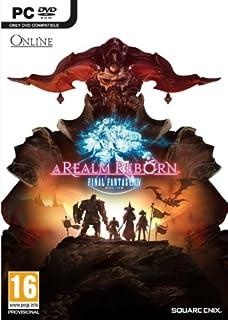 Final Fantasy XIV: Amazon co uk: PC & Video Games