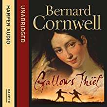 Gallows Thief Audiobook by Bernard Cornwell Narrated by Jonathan Keeble