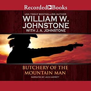 Butchery of the Mountain Man Audiobook