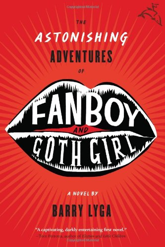 Read Online The Astonishing Adventures of Fanboy and Goth Girl pdf