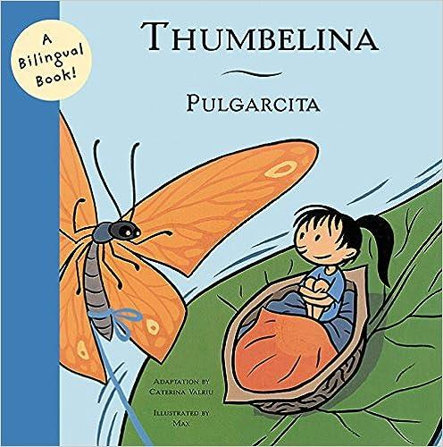 Book Thumbelina/Pulgarcita