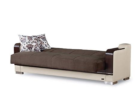 Amazon.com: Empire Muebles EE. UU. Texas Convertible sofá ...