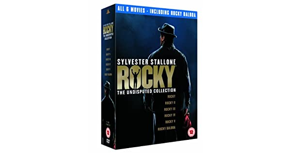 Amazon.com: Rocky: The Undisputed Collection [DVD ...