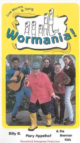 Wormania! [VHS] by Flower Press