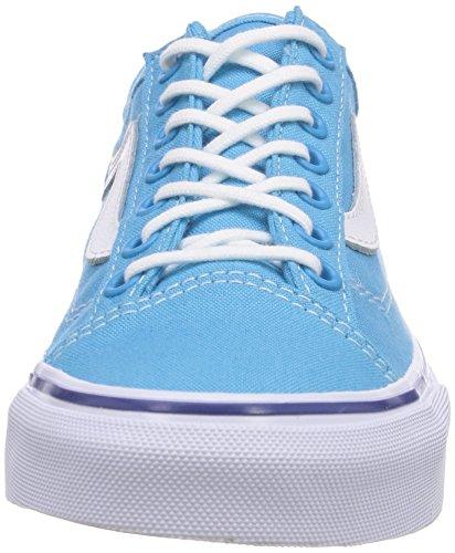 Vans STYLE 36 SLIM - zapatilla deportiva de lona unisex azul - Blau (cyan blue/true FRY)