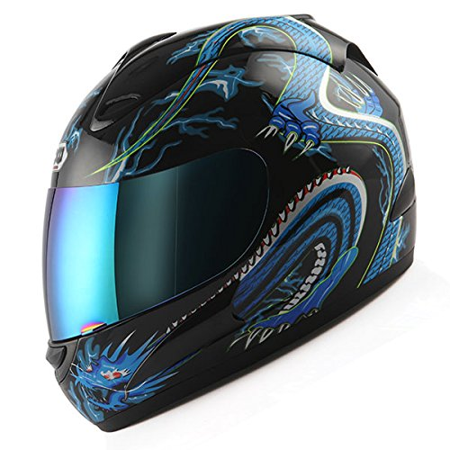 Light Full Face Helmet - 4