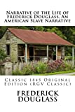 Image of Narrative of the Life of Frederick Douglass, An American Slave Narrative: Classic 1845 Original Edition (RGV Classic)