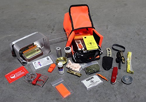 ESEE Survival Kit in Mess Kit by ESEE (Image #1)