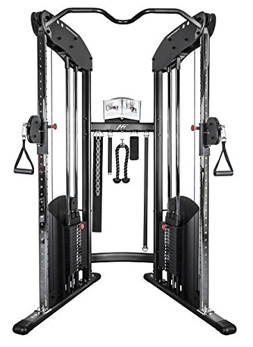 Bodycraft HFT Functional Trainer Home Gym 200 lb Stack – INCLUDES FREE INSIDE DELIVERY & SET-UP