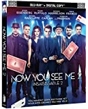 Now You See Me 2 (Blu-ray + Digital Copy)