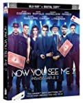 Now You See Me 2 (Blu-ray + Digital C...