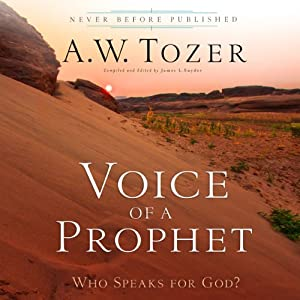 Voice of a Prophet Audiobook