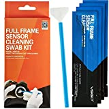 VSGO DDR23 DSLR or SLR Camera Full-Frame Sensor Cleaning Kit (10 X 24mm Sensor Cleaning Swabs)