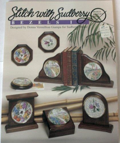 Bezels I (Stitch With Sudberry, Cross Stitch Design Leaflet No. 37)