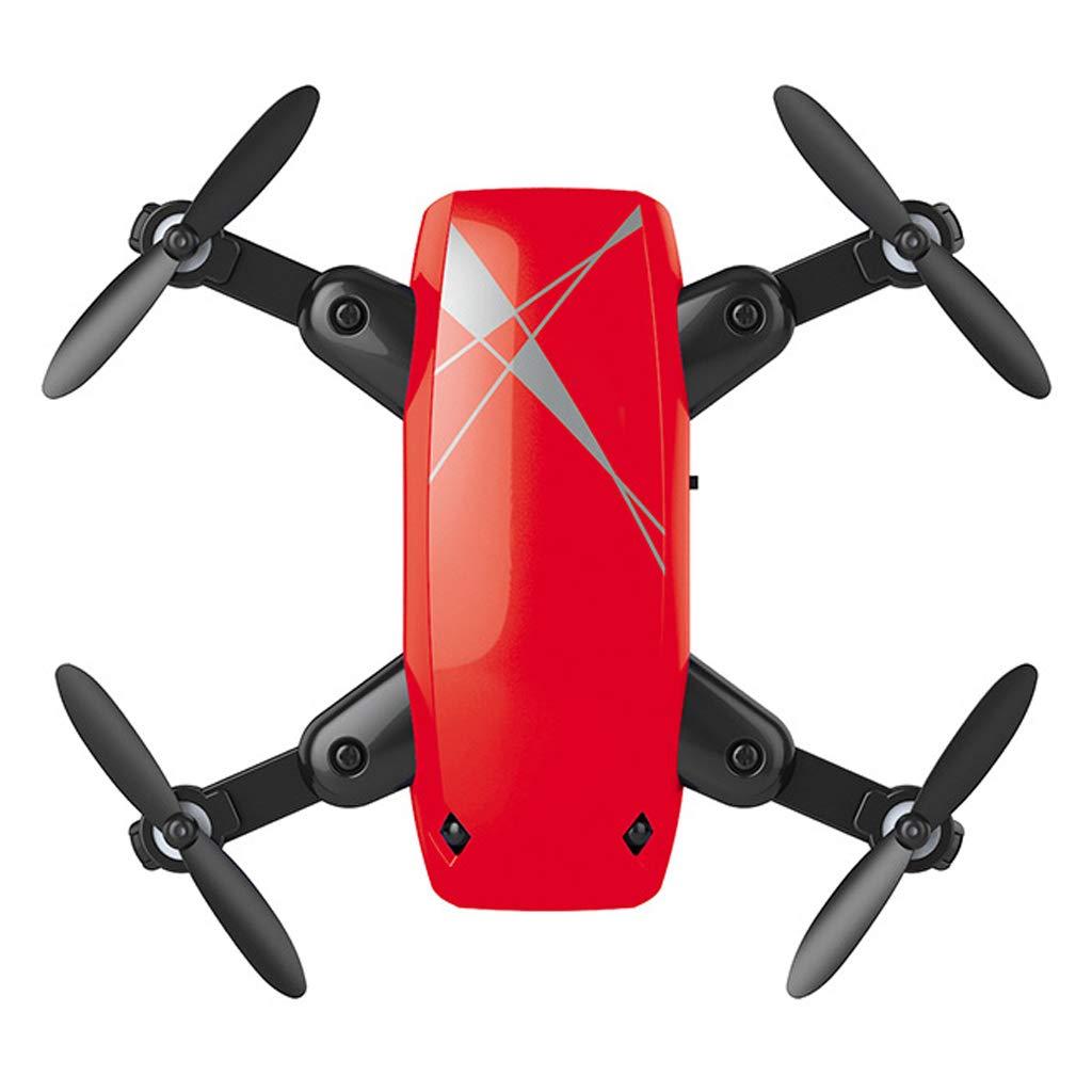 Rouge  Drone Quadcopter One Key Retour hélicoptère Choix Les Enfants Les débutants Bleu