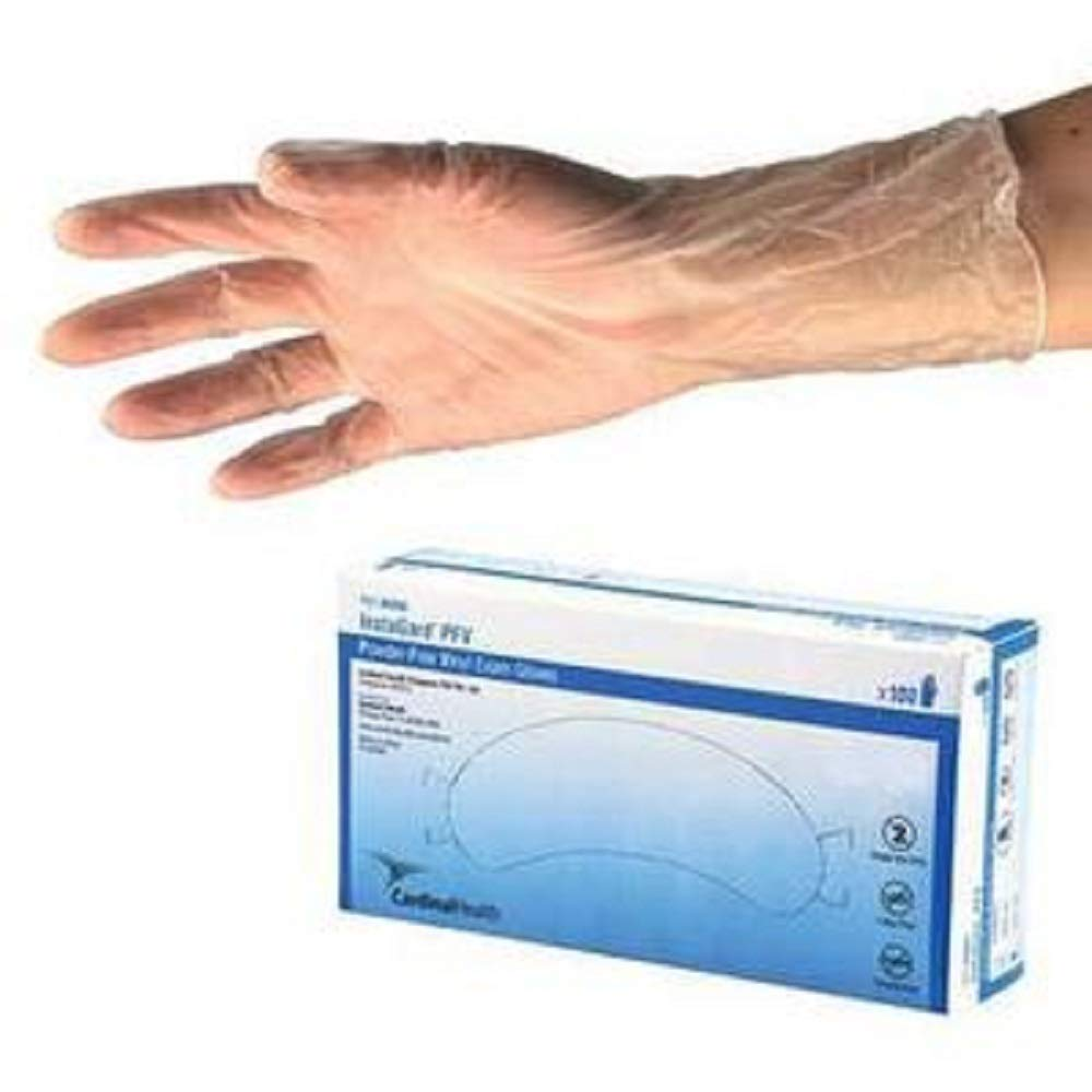 8888DOTP - Large - InstaGard Powder-Free Synthetic Examination Gloves, Cardinal Health - Case of 1500