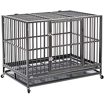 Amazon Com Homey Pet 49 Extra Large Heavy Duty Metal Dog