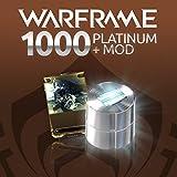 Warframe: 1000 Platinum + Rare Mod - PS4 [Digital Code]