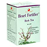 Health King  Heart Fortifier Herb Tea, Teabags, 20-Count Box (Pack of 4)