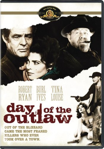 Day Of The Outlaw (1959) by Robert Ryan