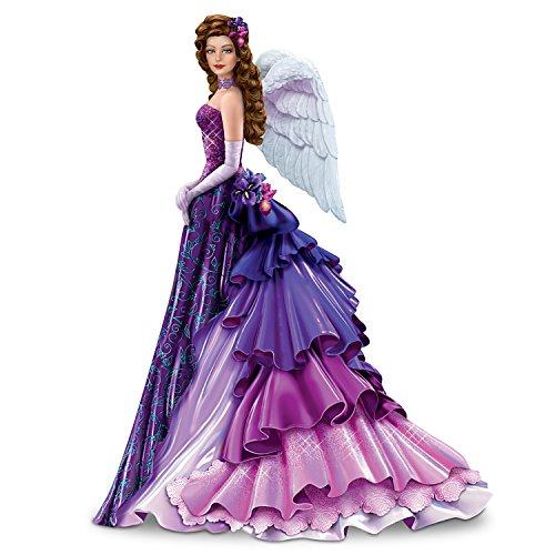 The Hamilton Collection Nene Thomas Radiant Hope Alzheimers Support Angel Figurine:by