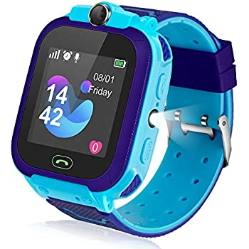 Amazon.com: HuaWise Kids Smartwatch[SD Card Included ...