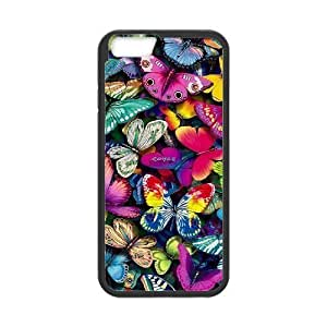 "Beautiful butterfly New Fashion Case for Iphone6 Plus 5.5"", Popular Beautiful butterfly Case"