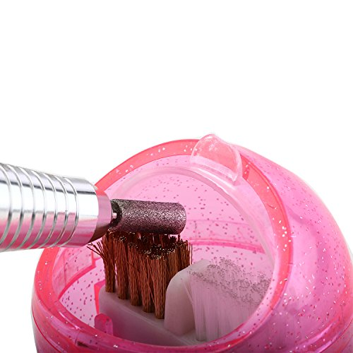 MAKARTT Portable Manicure Cleaning Cleaner