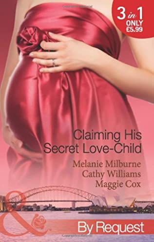 book cover of Claiming His Secret Love-Child