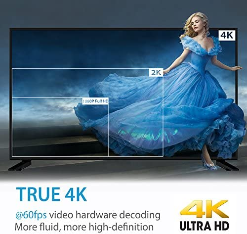 Android TV Box TICTID A12 Pro Android TV Box Amlogic S912 2GB+16GB ,WiFi, 4K*2K UHD H.265, HDMI, 2*USB Smart TV Box: Amazon.es: Electrónica