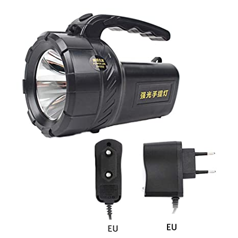 Review EraseSIZE Bright Searchlight Handheld