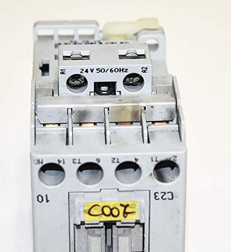 Allen-Bradley 100-C23E*10 Contactor 3 phase 32 Amp with 110/125VDC coil:  Amazon.co.uk: Business, Industry & Science