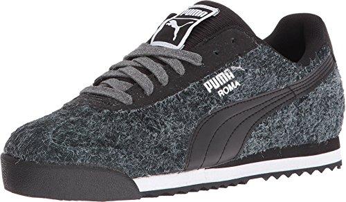 (PUMA Women's Roma Elemental WN's Fashion Sneaker, Black, 6.5 M US)