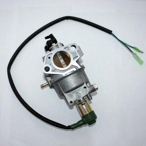 JXPARTS Carburetor Carb for 5KW 5000 W 5.5KW 5500 W 6KW 6000 W 6.5KW 6500 W 7KW 7000 W 7.5KW 7000 W 8KW 8000 W Generator Carburetor Carb Huayi Brand