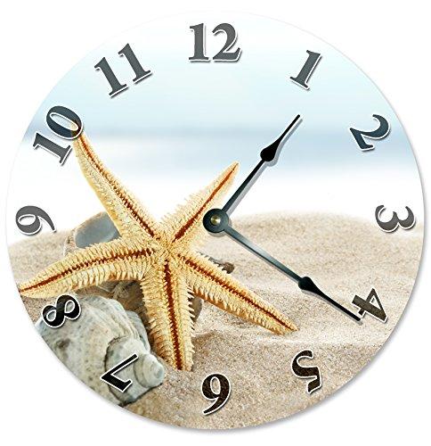 51MbQOdJgCL The Best Beach Wall Clocks You Can Buy