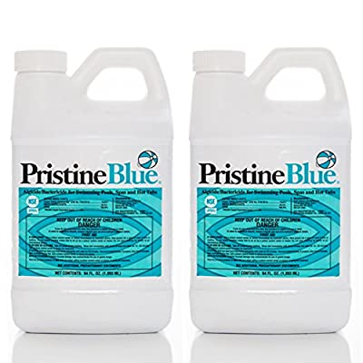 Pristine Blue (64 Ounce) 2 Pack : Garden & Outdoor