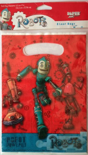 20th-century-fox-robots-party-loot-treat-bags-rodney-copperbottom-pack-of-8
