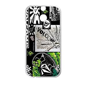 COOL Cover Case Volcom Cell Phone case For HTC One M8WW1Q02230